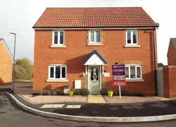 Thumbnail 3 bedroom detached house for sale in Bashkir Close, Moulden View, Swindon, Wiltshire