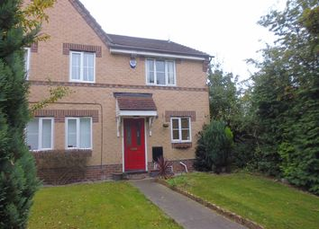 Thumbnail 2 bed semi-detached house for sale in Petrel Close, Stockport