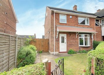 Thumbnail 4 bedroom end terrace house for sale in Prendwick Gardens, Bestwood Park, Nottingham