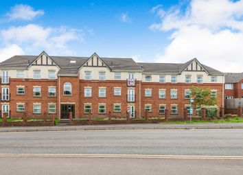 Thumbnail 2 bed flat for sale in Stephenson Way, Hednesford, Cannock