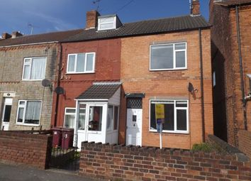 Thumbnail 3 bed end terrace house for sale in Burlington Avenue, Langwith Junction, Mansfield, Derbyshire