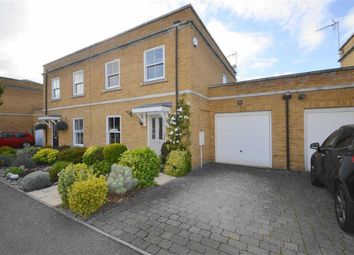 Thumbnail 3 bed semi-detached house for sale in Ashes Road, Shoeburyness, Southend-On-Sea