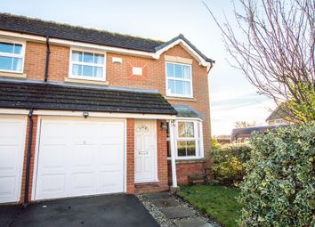 Thumbnail 3 bed semi-detached house to rent in Glenlea Grove, Up Hatherley, Cheltenham