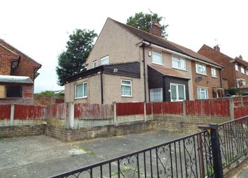 Thumbnail 3 bed semi-detached house for sale in Cranford Road, Wrexham, Wrecsam