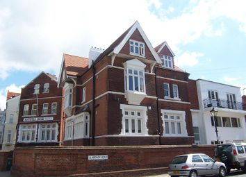 Thumbnail 3 bedroom flat to rent in Florence Road, Southsea
