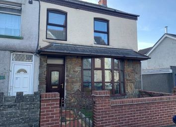 Thumbnail Semi-detached house for sale in Gwilym Road, Cwmllynfell, Swansea.
