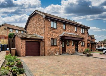 Thumbnail 3 bed semi-detached house for sale in 19 Linister Crescent, Howwood