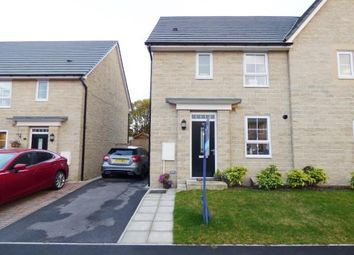 Thumbnail 3 bed semi-detached house for sale in Sovereign Way, Chapel-En-Le-Frith, High Peak, Derbyshire
