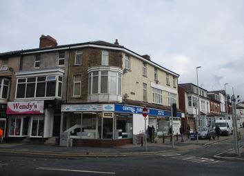 Thumbnail 1 bedroom flat to rent in Read's Avenue, Blackpool