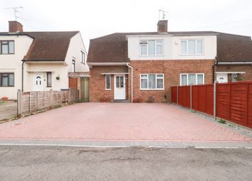 Thumbnail 3 bed semi-detached house for sale in Meadowcroft Road, Reading