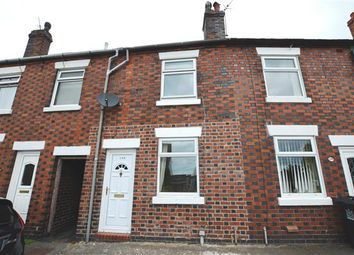 Thumbnail 2 bedroom terraced house to rent in Leycett Road, Scot Hay, Newcastle-Under-Lyme