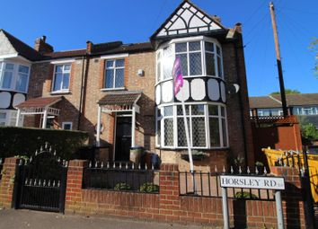 Thumbnail 4 bed semi-detached house for sale in Horsley Road, Chingford