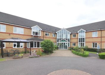 Thumbnail 2 bed flat for sale in Bushmead Court, Hancock Drive, Luton, Bedfordshire