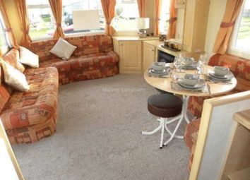 Thumbnail 3 bed mobile/park home for sale in Borth