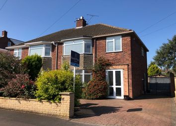 Thumbnail 3 bed semi-detached house to rent in Palmer Road, Whitnash, Leamington Spa