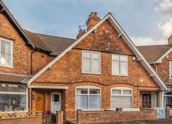 Thumbnail 2 bed terraced house for sale in Olympia Crescent, Selby