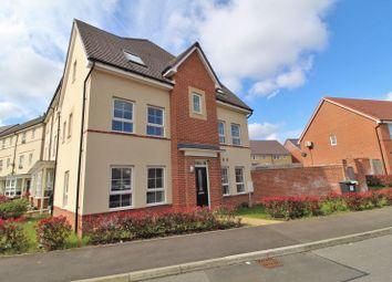 Thumbnail 4 bed semi-detached house for sale in Monarch Street, Hemel Hempstead