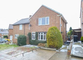 Thumbnail 2 bed semi-detached house for sale in Rose Wood Close, Chesterfield