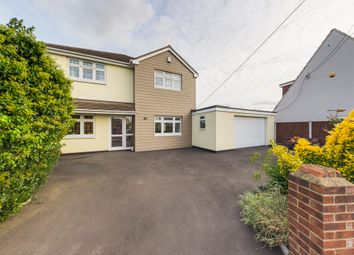 4 bed detached house for sale in Church Road, Benfleet SS7