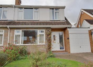 Thumbnail 3 bed semi-detached house for sale in Westerlands, Stapleford, Nottingham