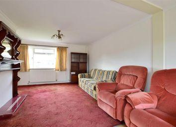 Thumbnail 3 bed terraced house for sale in Brookfields, Hadlow, Tonbridge, Kent
