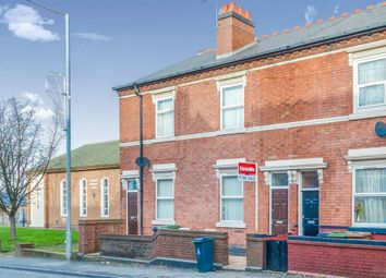Thumbnail 3 bed terraced house for sale in Corporation Street, Walsall
