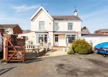 Thumbnail 4 bed detached house for sale in Manor Road, St Helen Auckland, Bishop Auckland, Durham