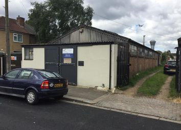 Thumbnail Industrial for sale in Unit, 1, Depot Road, Hounslow