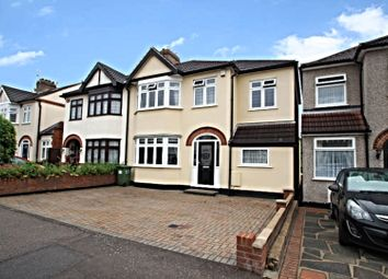 Thumbnail 3 bed semi-detached house for sale in Cheviot Road, Hornchurch