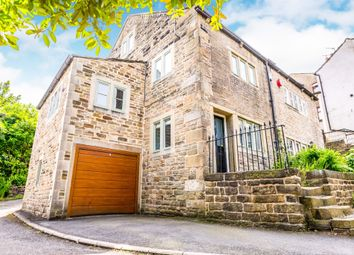 Thumbnail 3 bed semi-detached house for sale in Lower Fold, Honley, Holmfirth