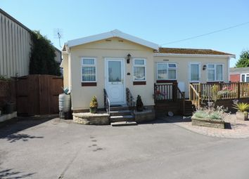 Thumbnail 1 bedroom mobile/park home for sale in The Orchard Caravan Site, Staunton Lane, Whitchurch, Bristol