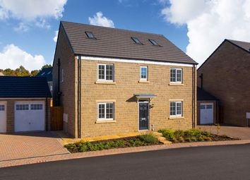 "Thumbnail 5 bed detached house for sale in ""The Pickering"" at Barnsley Road, Newmillerdam, Wakefield"