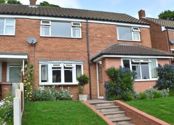 Thumbnail 3 bed semi-detached house for sale in Manley Road, Off Scotch Orchard, Lichfield, Staffordshire