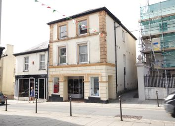 Property for sale in King Street, Carmarthen SA31