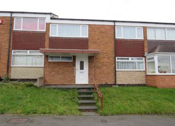 Thumbnail 3 bed terraced house for sale in Rydding Square, West Bromwich
