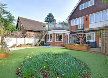 Thumbnail 5 bed detached house for sale in Gregor Mews, Langton Way, Blackheath, London