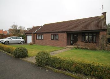 Thumbnail 3 bed detached bungalow for sale in Low Well Park, Wheldrake, York
