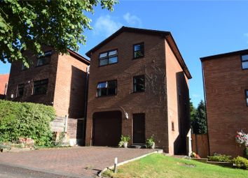 Thumbnail 4 bed detached house for sale in Lower Bank Road, Fulwood, Preston