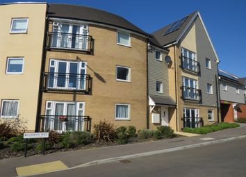 Thumbnail 1 bed flat for sale in Buffkyn Way, Maidstone
