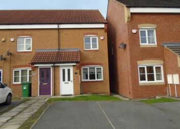 Thumbnail 3 bed semi-detached house to rent in Heatherlea, Bebside, Blyth