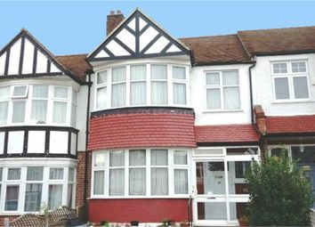Thumbnail 3 bedroom terraced house for sale in Norhyrst Avenue, London