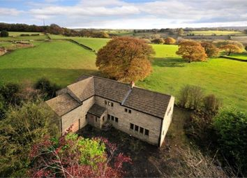 Thumbnail 4 bed detached house for sale in Rowley Lane, Fenay Bridge, Huddersfield, West Yorkshire