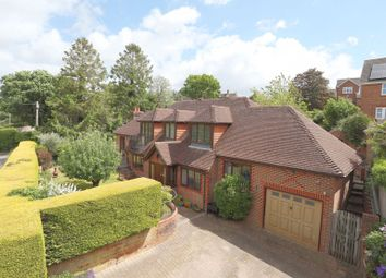 Thumbnail 4 bed detached house for sale in Church Road, Buxted, East Sussex