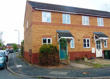 Thumbnail Terraced house for sale in St Davids Drive, Evesham