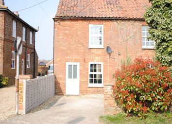 Thumbnail 2 bed cottage to rent in Station Road, Dersingham, King's Lynn
