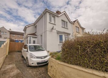 Thumbnail 3 bed semi-detached house for sale in Berries Avenue, Bude, Cornwall