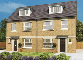Thumbnail 4 bed semi-detached house for sale in Lancaster Mews, Water Lane, York, North Yorkshire