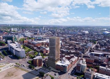 Thumbnail 2 bed flat for sale in Hadrian's Tower, Rutherford Street, Newcastle Upon Tyne