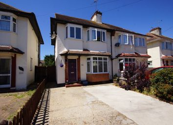 Thumbnail 4 bed semi-detached house for sale in Pentland Avenue, Shoeburyness, Thorpedene Estate