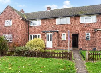 3 bed terraced house for sale in Clinton Road, Coleshill, Birmingham B46